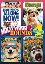 Hollywood Hounds - 4 Paw-some Movies! Look Who's Talking Now, Benji, Bingo and
