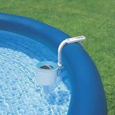 INTEX KRYSTAL DELUXE Skimmer de surface piscine autostable ou tubulaire