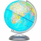 Little Experimenter Illuminated World Globe for Kids with Stand