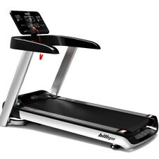40cm Running Belt with HD Touch Screen Portable and Foldable Electric Treadmill