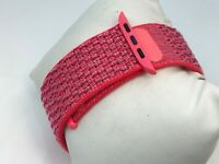 Replacement Band For Apple Watch Pink Sport Strap Band Adjustable Series 1,2,3,4