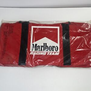 "Marlboro Racing Team Duffle Bag/Gym Bag 20"" x 9.75"" x 9.75""  *NEW*"