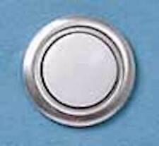 Thomas & Betts CARLON Replacement Lighted Doorbell push Button door bell Silver