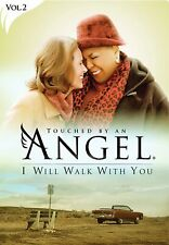 Touched by an Angel: I Will Walk With You (DVD, 2015, Widescreen) NEW