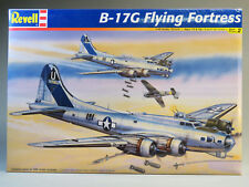 REVELL B-17G FLYING FORTRESS AIRPLANE MODEL aircraft 1:48 Scale RMX85-5600 NEW