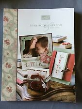 2006 - 2007 Stampin Up Idea Book and Catalog - New Unused