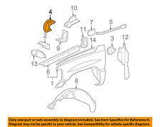 GM OEM-Fender Brace Right 15709454
