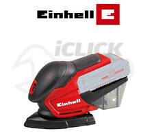 Einhell EINTEOS18LI TE-OS 18Li Power X-Change Cordless Sander 18V Bare Unit New