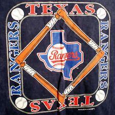 T-Shirt Mens L Texas Rangers