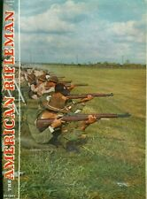 1964 American Rifleman Magazine: Japanese Olympic Shooters/Cosmopolitan Rifle