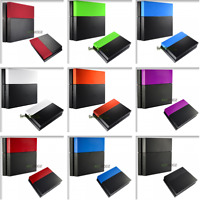 HDD Hard Drive Console Shell Case Cover Bay Faceplate for Playstation 4 PS4