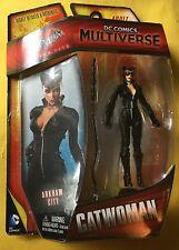 Catwoman Multiverse action figure DC Universe Mattel BATMAN ARKHAM CITY  new