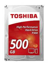 Componente PC Toshiba Bulk P300 High-Performance 500GB