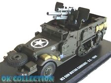 1:43 Military Model M3 GUN MOTOR CARRIAGE (U.S. 1944) _ DeAgostini (33)