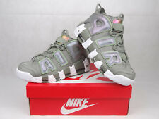 Nike Air More Uptempo Women Men Shoes Size 7.5 UK / 42 EU Dark Stucco Green