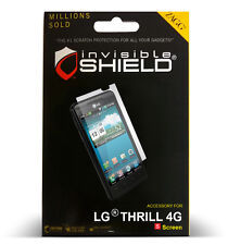 InvisibleShield for LG Thrill 4G Protector by Zagg