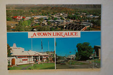 A Town Like Alice - Australia - Collectable - Postcard.