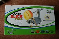 New Apple Peeler Corer & Slicer Turn Handel Kitchen aid device great for pies