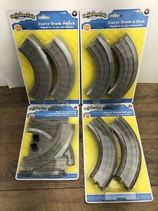 LIONEL Imagineering Little Lines Train CURVE TRACK 6-PACK NEW Add On 7-11605
