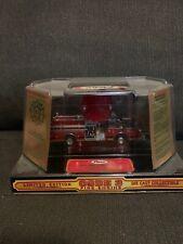 Code 3 Princeton, NJ Pierce Dash TM Pumper 1/64 Die Cast Fire Engine