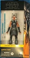 "Star Wars The Black Series Ahsoka Tano Clone Wars 6""in.  - Walmart Exclusive NEW"