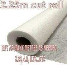 GeoTextile Membrane Soakaway Crate Silt Barrier Fabric - Weed Prevent 2.25 x ?