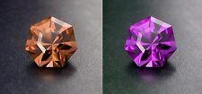 Colour Change Garnet - 1.92ct - Purple to Brown - Natural - Rare