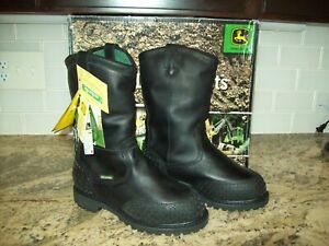 Waterproof Steel Toe Boots for Men for