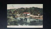 Hanham, Bristol J.B. & S.C. 1904 Postcard