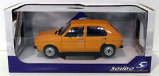 Véhicules miniatures oranges Solido VW