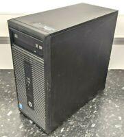 HP 280 G1 MT Desktop Dual Core i3 4160 @ 3.60GHz 4GB RAM 500GB Win 10 Wifi ED702