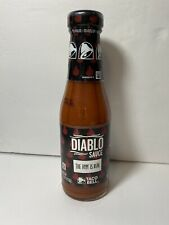 THREE Taco Bell Diablo Sauces 7.5 oz!!!
