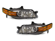 DEPO 2006 Acura TL Factory Xenon HID Replacement Headlight Set Left + Right