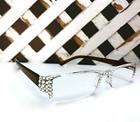 READING GLASSES MADE WITH SWAROVSKI CRYSTALS  +1.50 +2.00  +2.50 +3.00