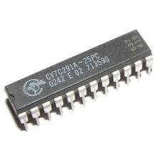 CY7C291A-25PC EPROM OTP 16K-bit 2Kx8 25ns DIP-24 Cypress