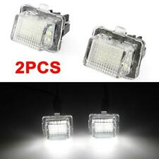 Pair For MERCEDES-BENZ W204 W221 W212 C216 LED License Plate Light A2218200856