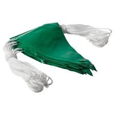 Bunting 30m Length Green Flagging Safety Flags | AUTHORISED DEALER
