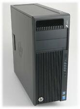 HP Z440 Xeon 6 Core E5-1650 v3 @ 3,5GHz 16GB 1TB Quadro K2200/4GB Workstation