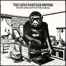 DAVID LAIBMAN & ERIC SCHOENBERG - The New Ragtime Guitar - LP