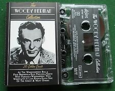 The Woody Herman Collection inc Up a Lazy River + Deja Vu Cassette Tape - TESTED