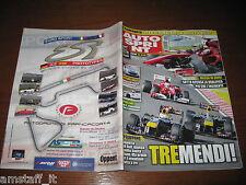 AUTOSPRINT 2010/41=GP F1 GIAPPONE=VETTEL=RALLY ANDREUCCI TRICOLORE=BIAGI=