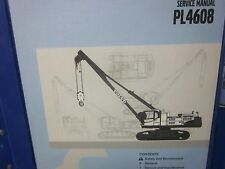 Volvo PL4608 Pipe Layer Excavator Service Manual