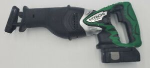 Hitachi 18V CR18DL Cordless 18 Volt Reciprocating Saw w/ Rechargeable Battery