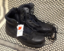 Royal Canadian Navy Hot Weather Safety Boots 275/104 CSA NWT