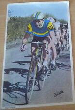 """Cyclisme - Carte photo Collection """"L'EQUIPE"""" Claude COLETTE"""