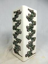 """Unusual 70´s  WGP design FOHR Keramik """" Fat Lava  """" pottery vase 341 - 15 cm"""