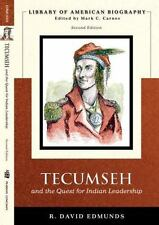 Tecumseh and the Quest for Indian Leadership Library of American Biography Seri