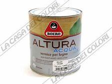 BOERO - ALTURA ACQUA BRILLANTE - 0,750 lt - INCOLORE - FINITURA LUCIDA PER LEGNO