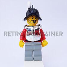 LEGO Minifigures - 1x pi016 - Captain - Imperial Armada Omino Minifig 6280 6291