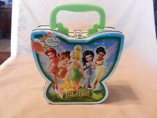 Disney Fairies, Tinker Bell Metal Girls Purse, trinket holder